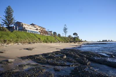 Oceanfront Motel - Accommodation Tasmania
