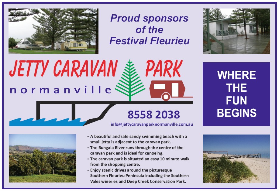 Jetty Caravan Park Normanville - Accommodation Tasmania