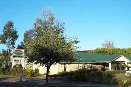 Riverland Motor Inn - Accommodation Tasmania