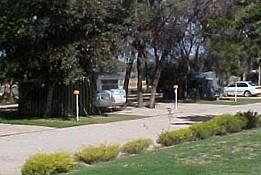 Paringa Caravan Park - Accommodation Tasmania
