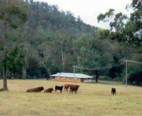 Shute Hill Country Retreat - Accommodation Tasmania