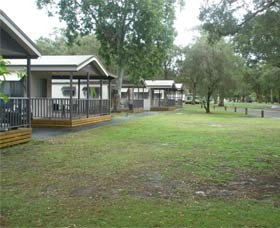 Beachfront Caravan Park - Accommodation Tasmania