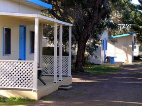 Kingscote Nepean Bay Tourist Park And Parade Units - Accommodation Tasmania