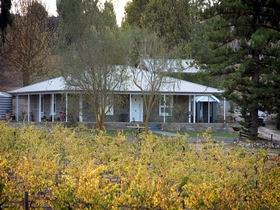 Jellicoe House - Accommodation Tasmania