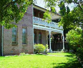 Old Rectory Bed And Breakfast Guesthouse - Sydney Airport - Accommodation Tasmania