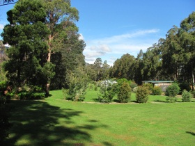 Rivers Edge Wilderness Camping - Accommodation Tasmania
