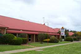 Quality Inn Parkes International - Accommodation Tasmania