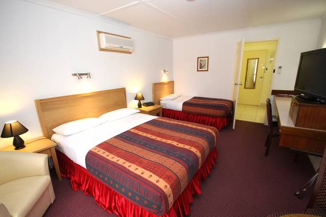 Econo Lodge Statesman Ararat - Accommodation Tasmania