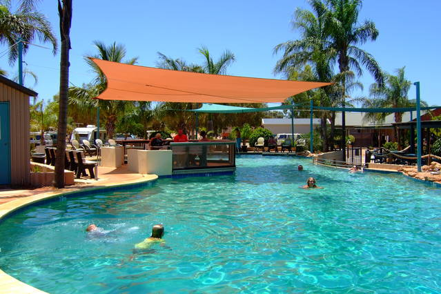 Ningaloo Caravan  Holiday Resort - Accommodation Tasmania