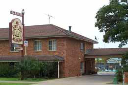 Parkes All Settlers Motor Inn - Accommodation Tasmania