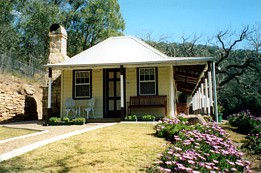 Price Morris Cottage - Accommodation Tasmania