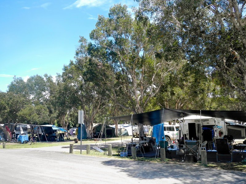 Diamond Head campground - Accommodation Tasmania