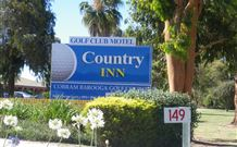 Barooga Country Inn Motel - Barooga - Accommodation Tasmania