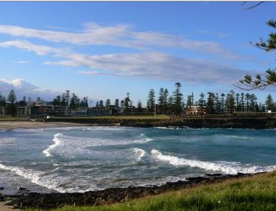 Kiama Ocean View Motor Inn - Accommodation Tasmania
