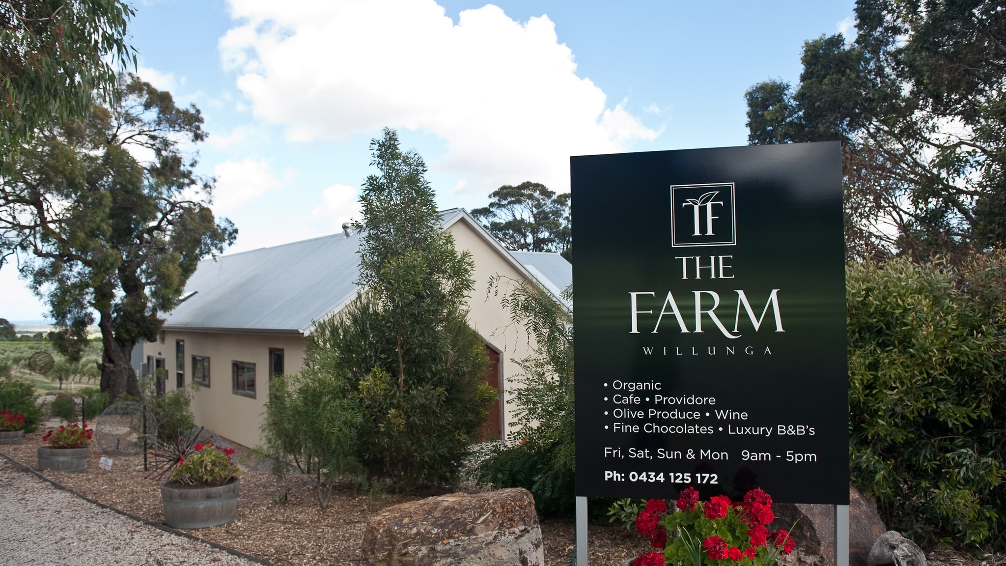 The Farm Willunga - Accommodation Tasmania