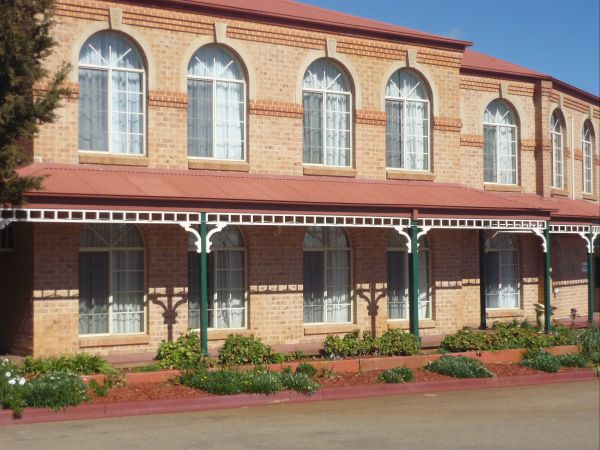 Heritage Motor Inn Goulburn - Accommodation Tasmania