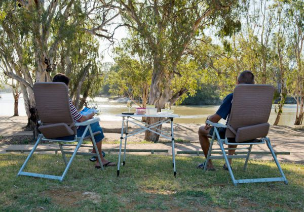 Loxton Riverfront Holiday Park - Accommodation Tasmania