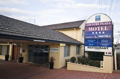 Quality Inn Country Plaza Queanbeyan - Accommodation Tasmania