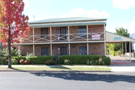 Sandstock Motor Inn - Accommodation Tasmania