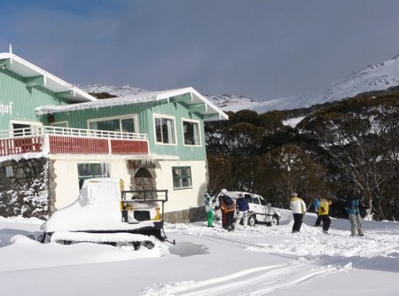 Chalet Sonnenhof - Accommodation Tasmania