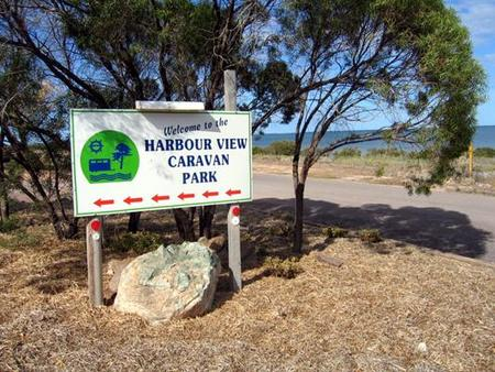Harbour View Caravan Park - Accommodation Tasmania