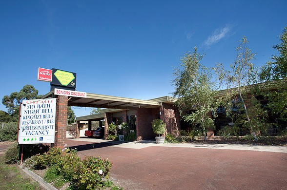 Statesman Motor Inn - Accommodation Tasmania