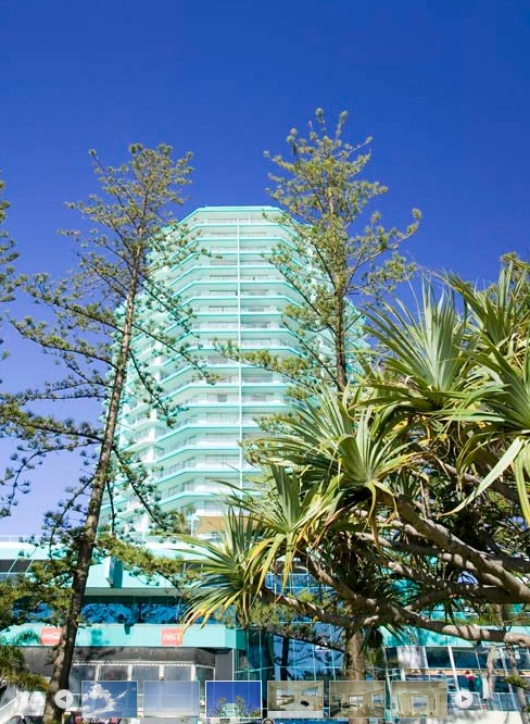 Ocean Plaza Resort - Coolangatta