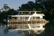 Whitewater Houseboat - Accommodation Tasmania