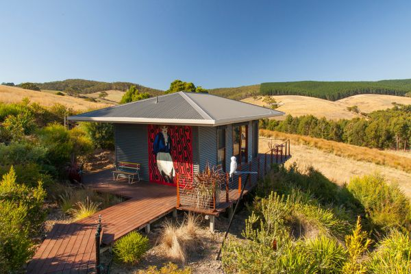 Otway Escapes Luxury Spa Accommodation - Accommodation Tasmania