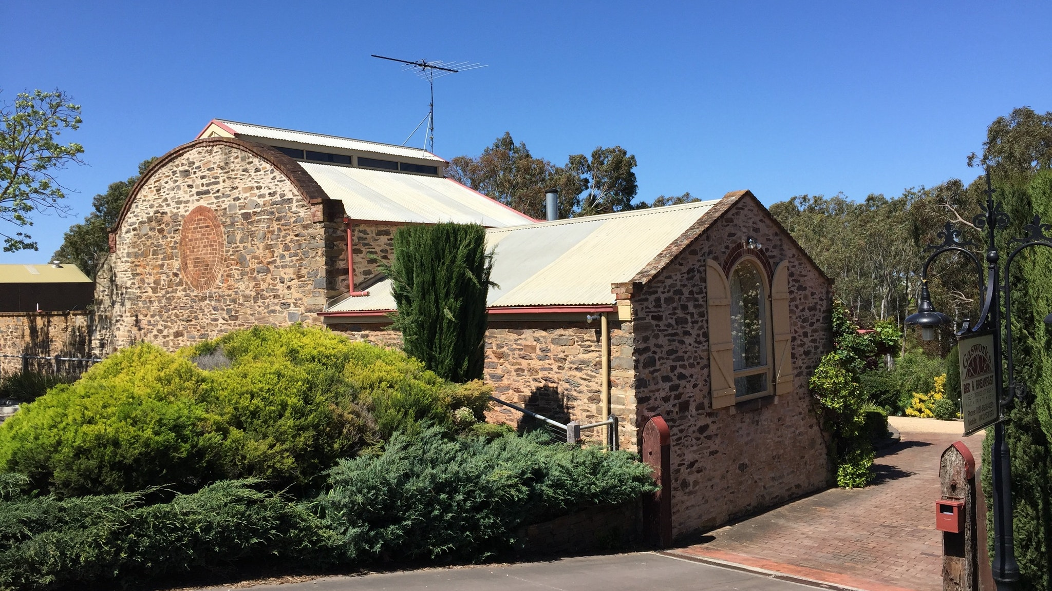 Gasworks Cottages Strathalbyn - Accommodation Tasmania