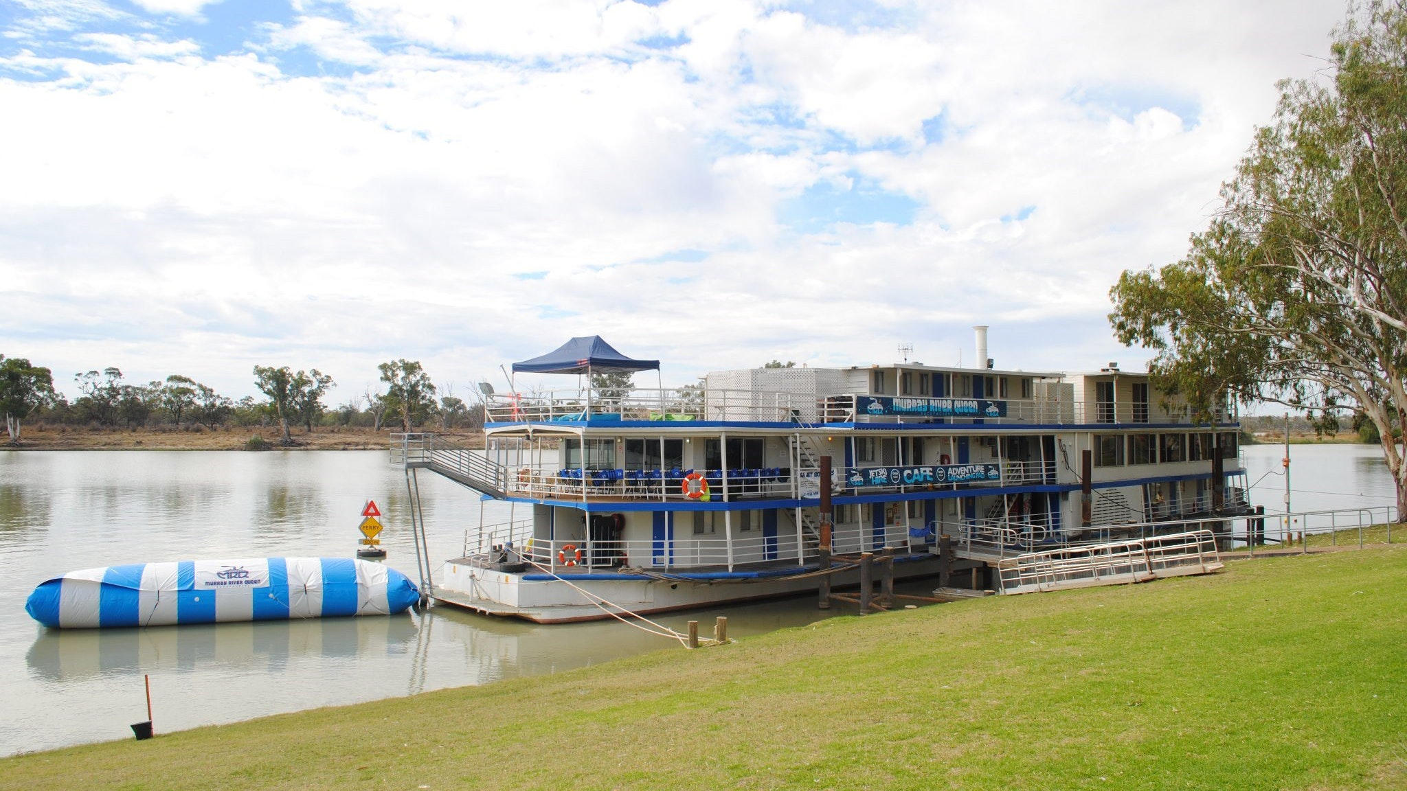 Murray River Queen Backpackers - Accommodation Tasmania