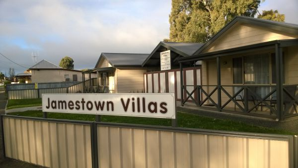 Jamestown Villas - Accommodation Tasmania