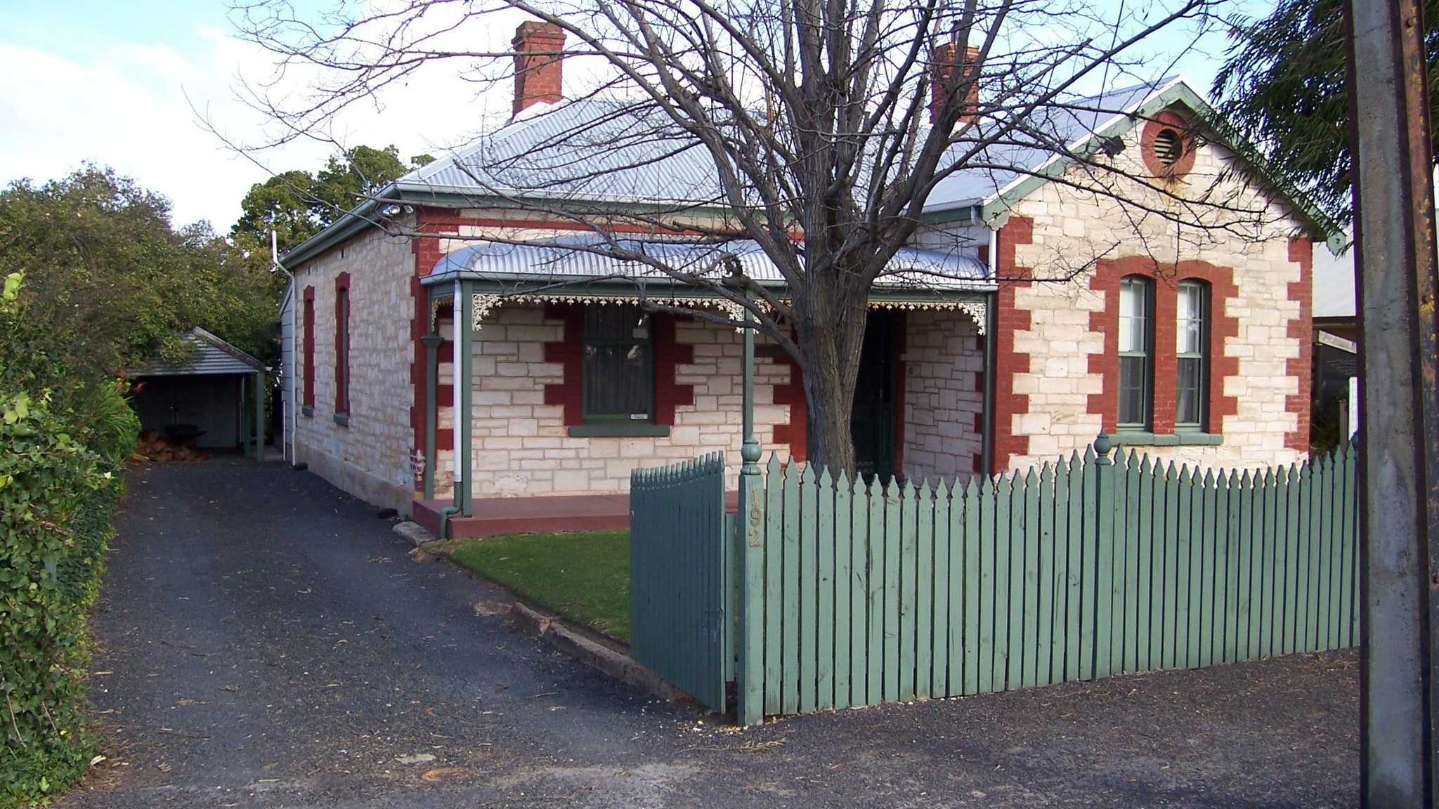 Naracoorte Cottages – Smith Street Villa