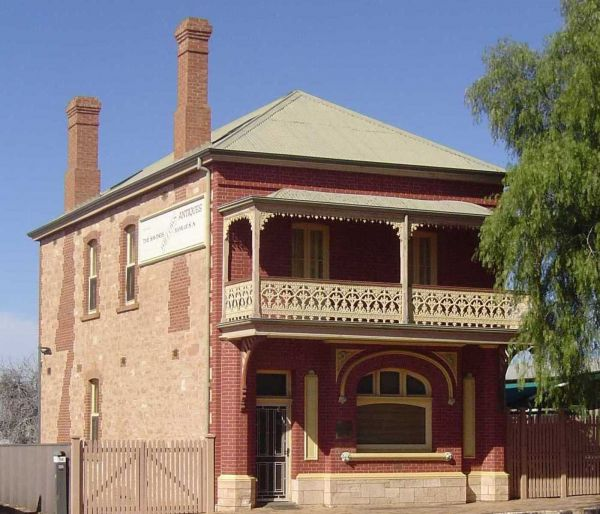 Savings Bank of South Australia - Old Quorn Branch - Accommodation Tasmania