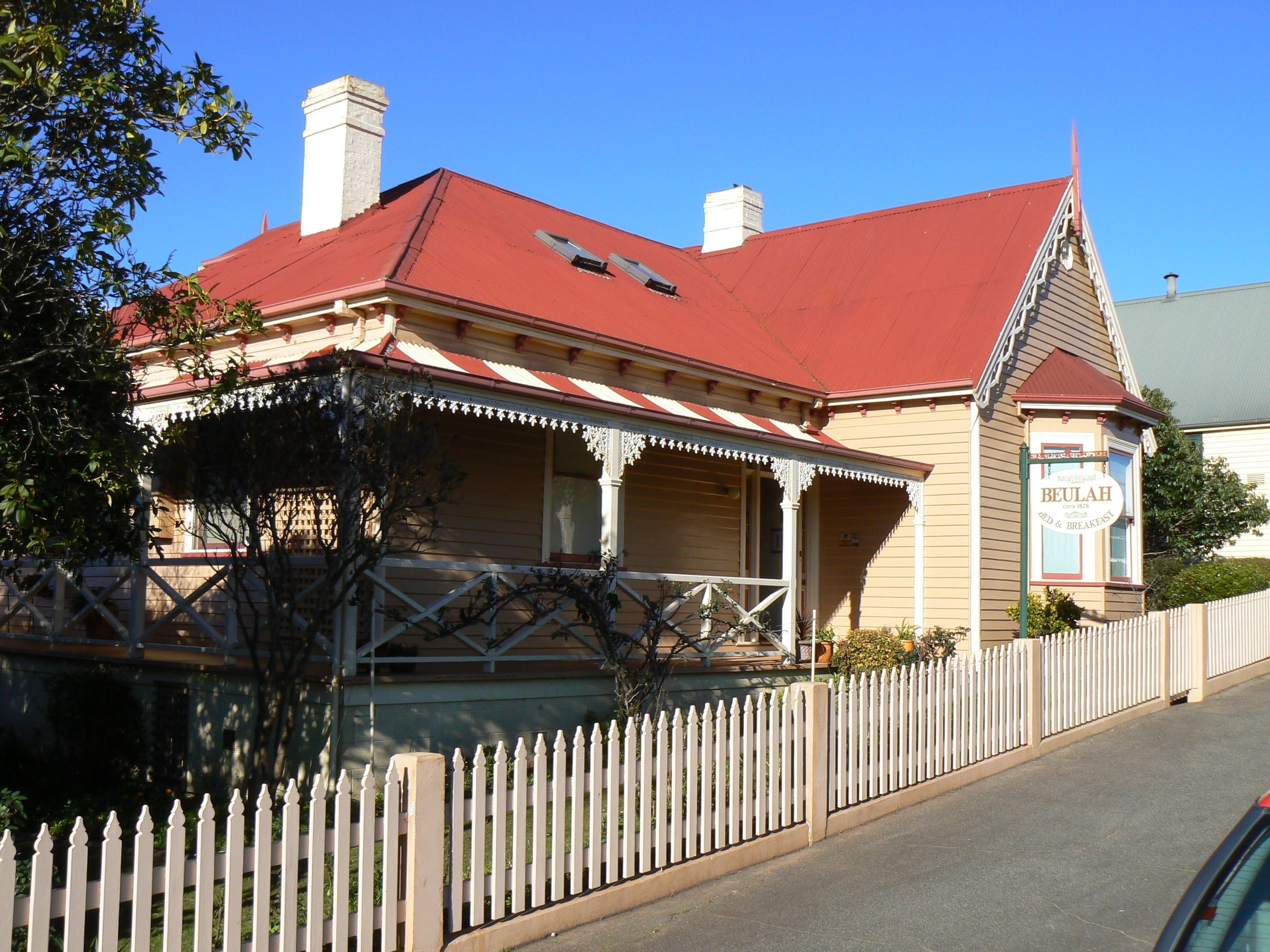 Beulah Heritage Accommodation - Accommodation Tasmania