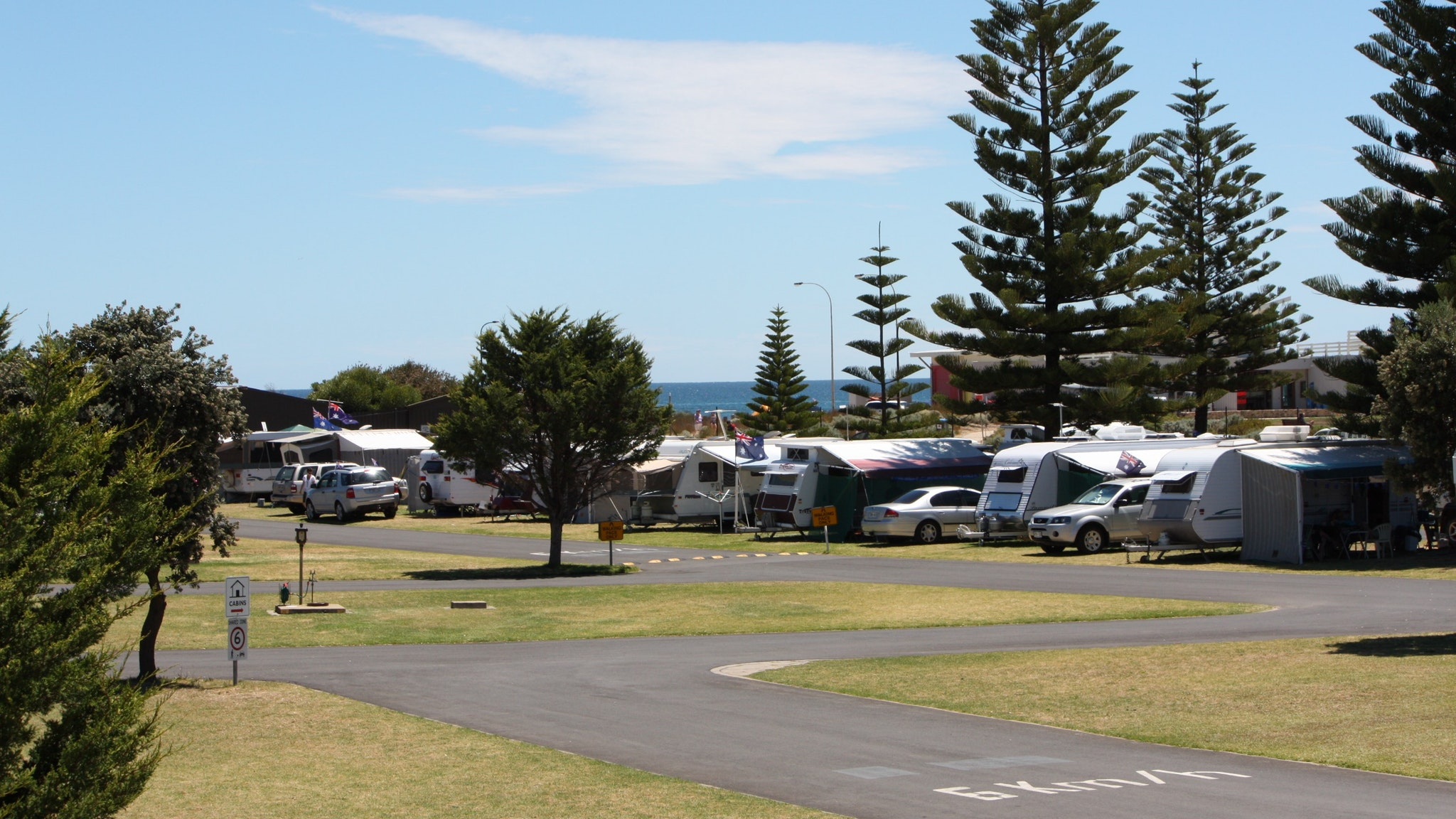 Moana Beach Tourist Park - Accommodation Tasmania