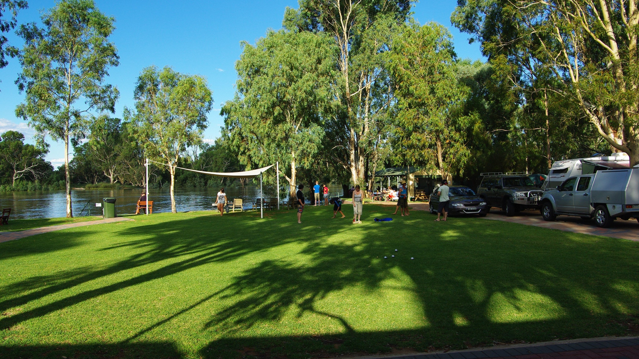 Big4 Blanchetown Riverside Holiday Park - Accommodation Tasmania