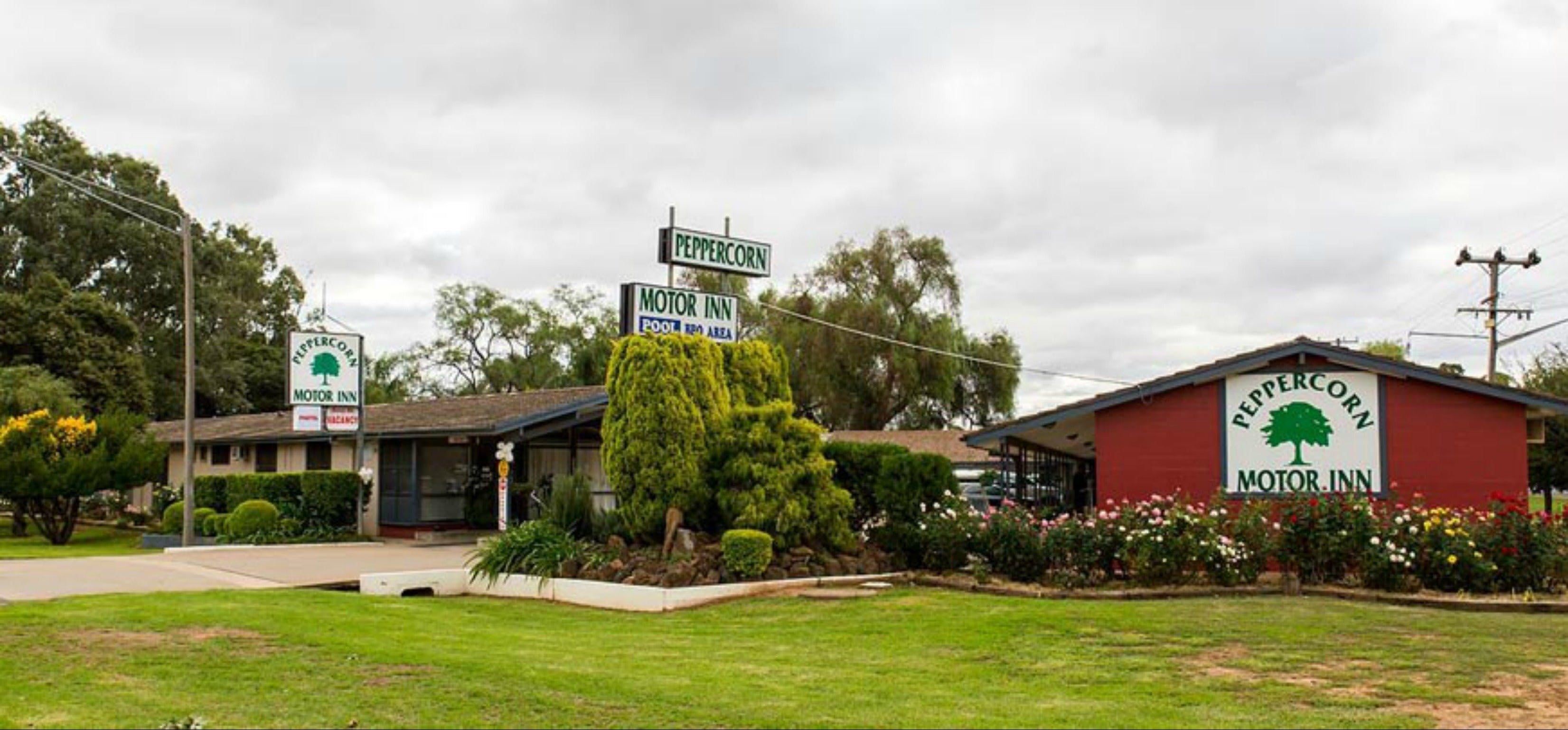 Peppercorn Motor Inn - Accommodation Tasmania