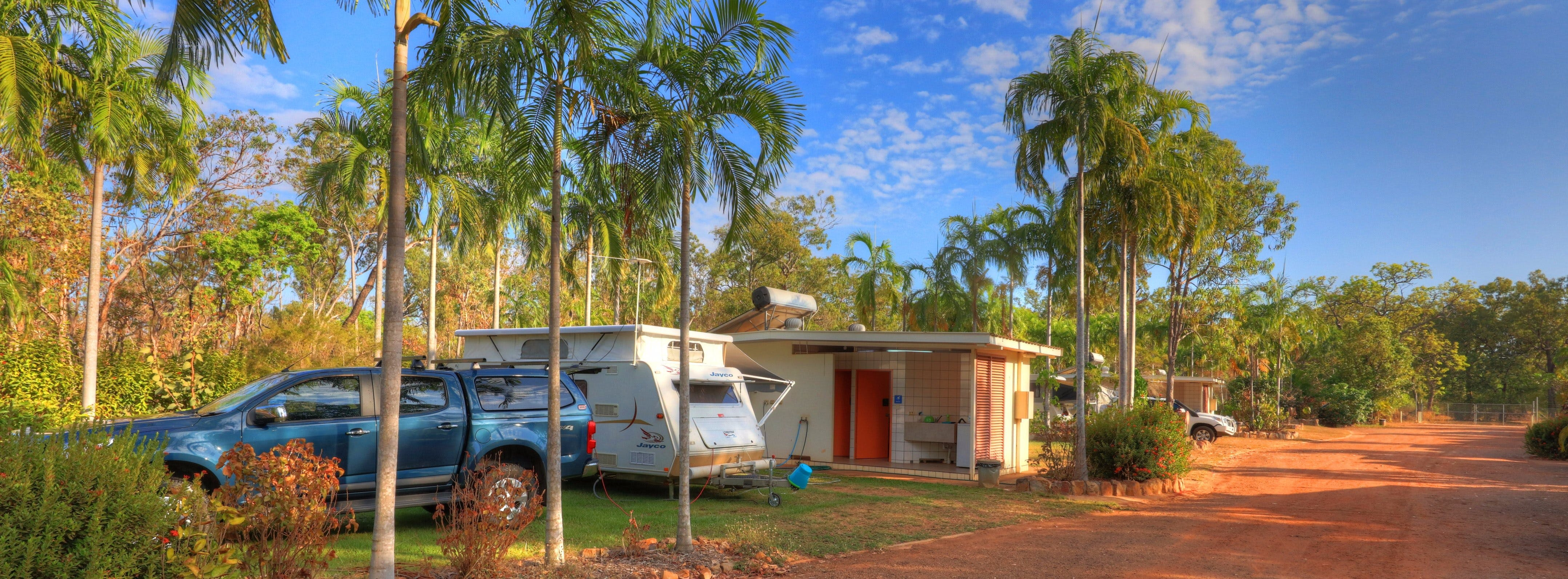Batchelor Holiday Park - Accommodation Tasmania