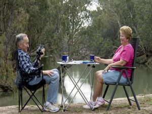 Mamanga campground - Accommodation Tasmania