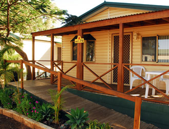 Wintersun Caravan  Tourist Park - Accommodation Tasmania