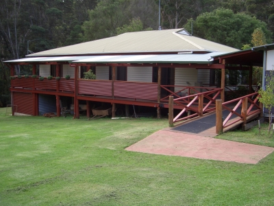 Pemberton Camp School - Accommodation Tasmania