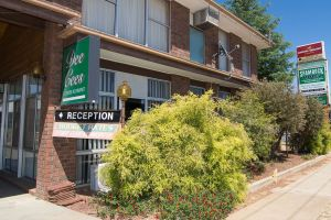 Shamrock Motel Balranald - Accommodation Tasmania