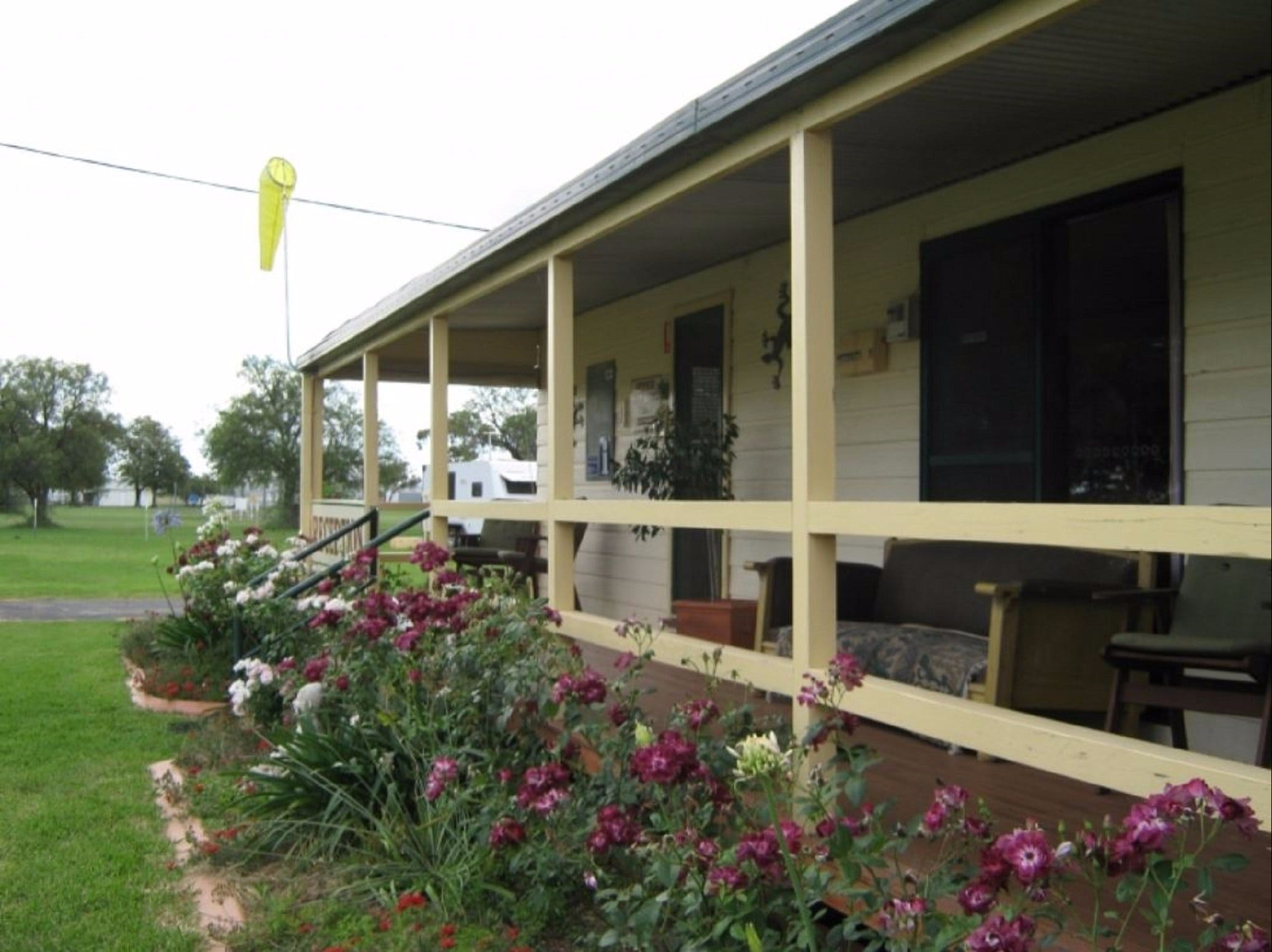 Narromine Aerodrome Tourist Park and Motel - Accommodation Tasmania