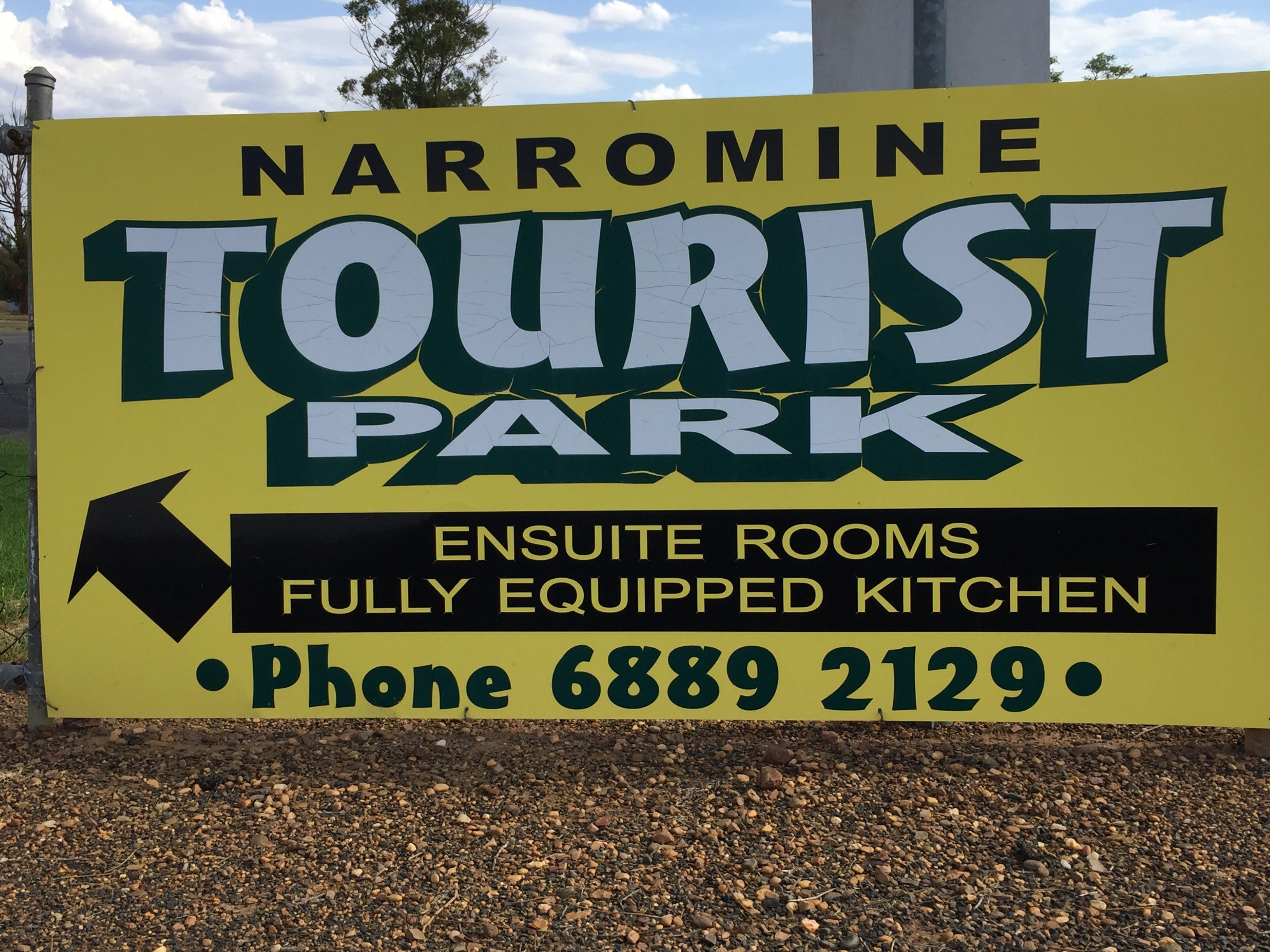 Narromine Tourist Park and Motel - Accommodation Tasmania