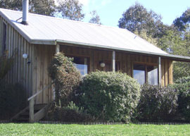 Bloomfield Cottages - Accommodation Tasmania