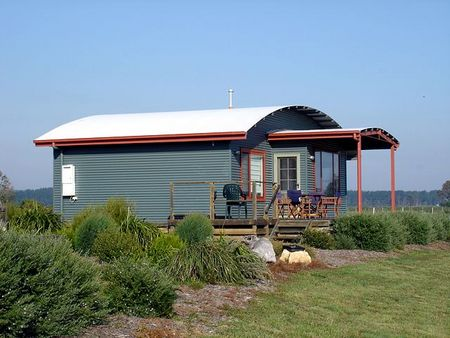 Frog Gully Cottages - Accommodation Tasmania