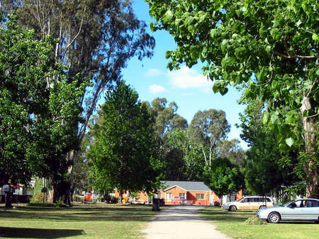Cohuna Waterfront Holiday Park - Accommodation Tasmania