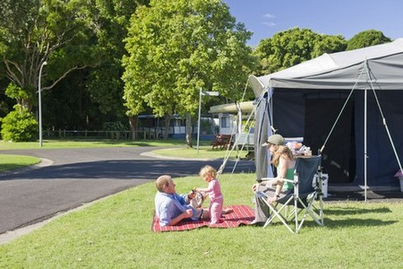 Silver Sands Holiday Park - Accommodation Tasmania