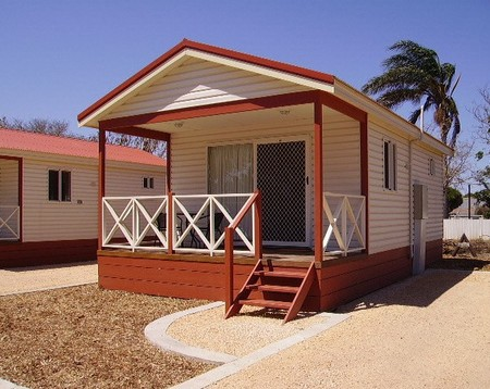 Outback Oasis Caravan Park - Accommodation Tasmania